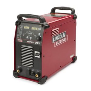Lincoln Aspect 375 AC/DC TIG Welder K3945-1