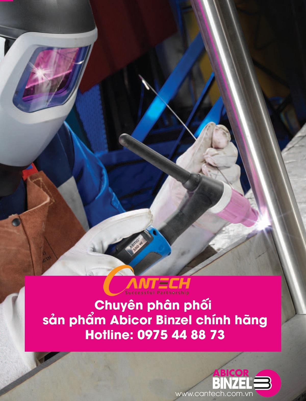 Nhà phân phối Abicor Binzel tại Việt Nam